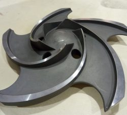high-carbon-high-chromium-casting